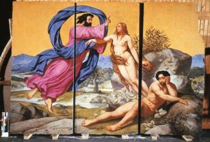 La Création d'Eve, 1859